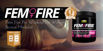 Fem Fire Pre Workout for Women Review