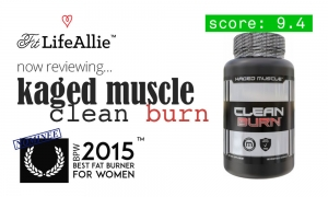 Kaged Muscle Clean Burn Review: This Fat Burner is on Point