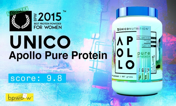 Apollo Pure Protein Review: This Stuff is Absolutely Brilliant.