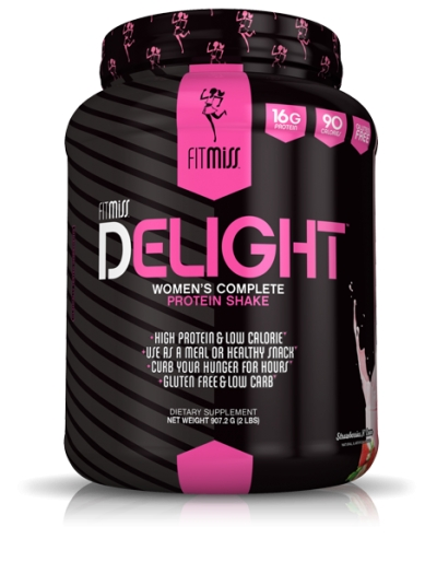 Fitmiss Delight - This Protein is Legit.