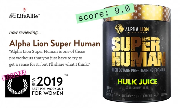 Alpha Lion 'SuperHuman' Review: Is it a Total Game Changer?