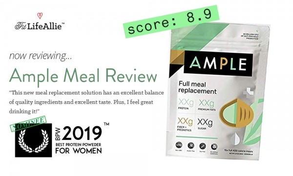 Ample Meal Replacement Review: Is This The Best Out There?