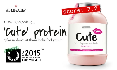 Cute Nutrition Review: Don't Get Fooled By the Pretty Label