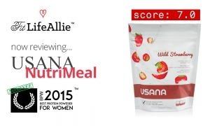 Usana Nutrimeal Reviews: Way Too Much Sugar For Me.