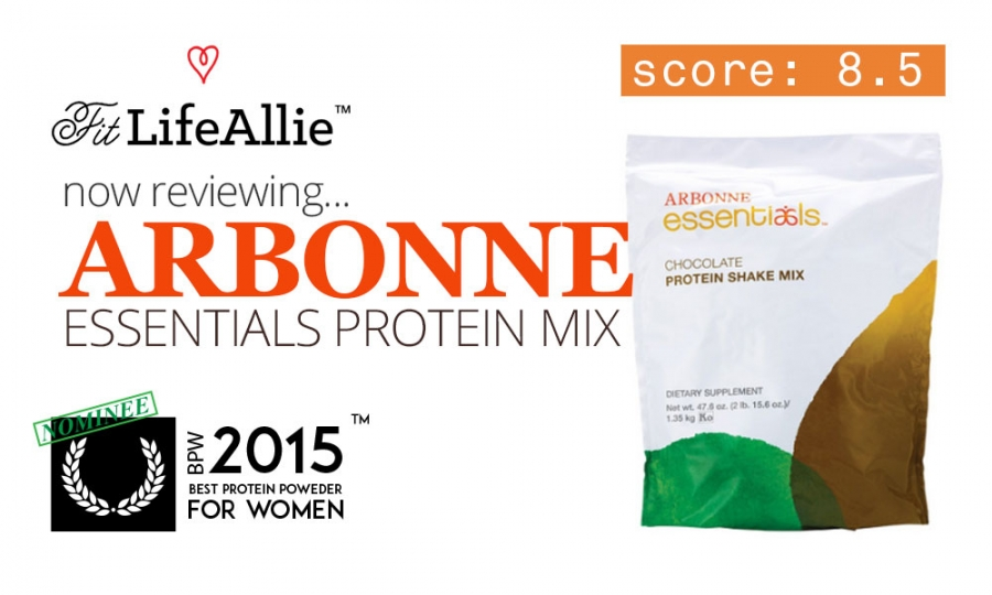 Arbonne Protein Shake Review: Nice