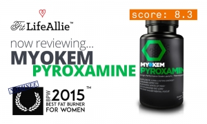 Myokem Pyroxamine Review: Sexy Bottle But Does it Work?