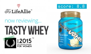 Adaptogen Tasty Whey Review: Tasty and Handsome