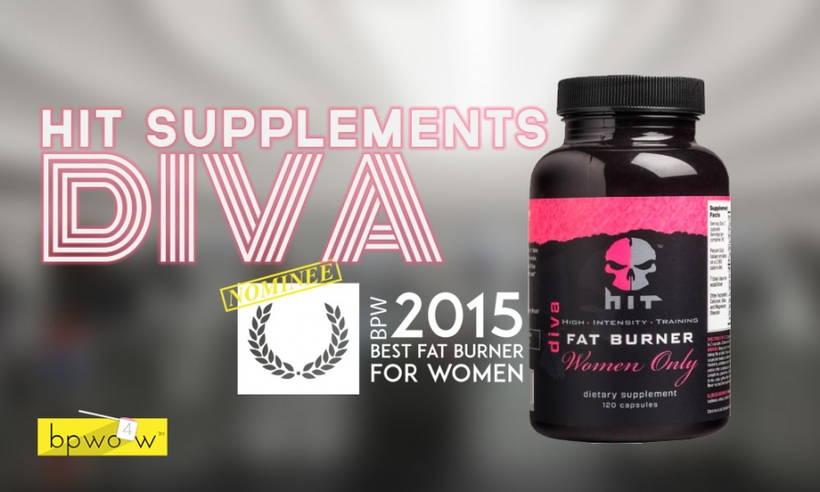 HIT Supplements Diva Review - How Does This Fat Burner Perform?