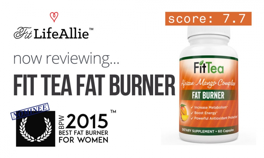 Fit Tea Fat Burner Review: I Would Take A Pass on This One.