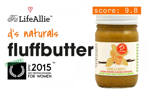 D's Natural's Fluffbutter Review: I Want These Nuts Everyday.