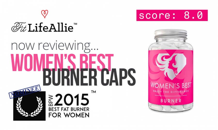 Women's Best Burner Caps Review- Entry Level Fat Loss