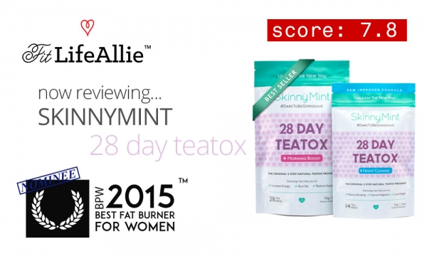 The 'Skinny' on the Skinnymint TeaTox: Better than Matefit?