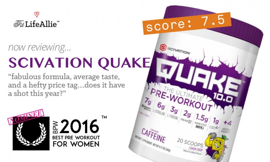 Scivation Quake Review: A BIG Time Formula, Does it Pay Off?