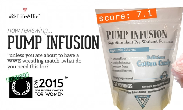 REVIEW: Natural Science Creation Pump Infusion is Pointless...