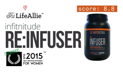 Infitnitude Re:Infuser Review: Dumb Name, but Solid Product