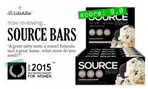Source Bar Reviews: Could This be Protein Bar of the Year?