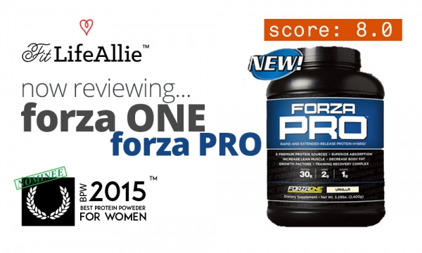 Forza One Protein Review: This Stuff is Average at Best
