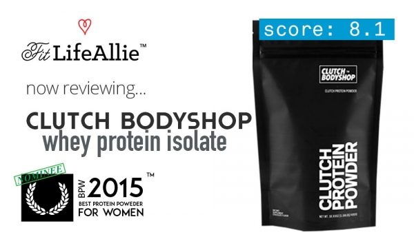 Clutch Bodyshop Whey Protein Review: Tasty But Pricey