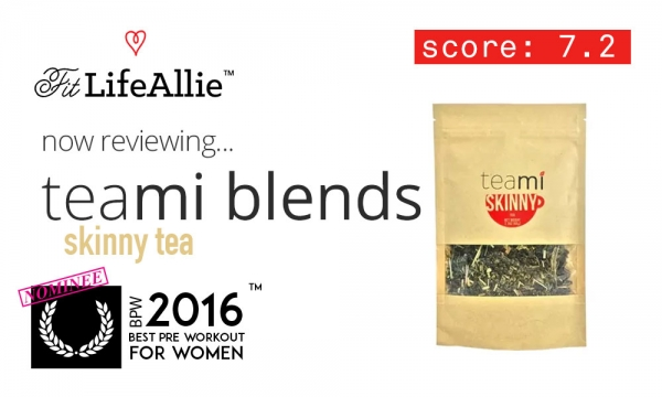 Teami Blends Skinny Tea Review: Save Your Money Ladies..