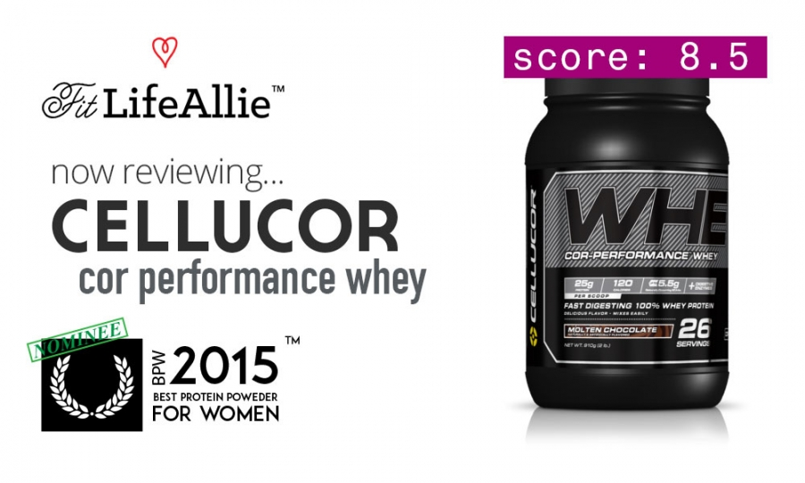 Cellucor Whey Protein Review Strong Product At A Fair Price