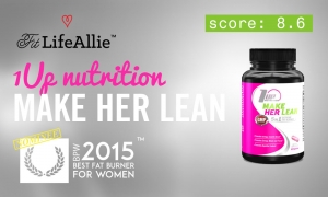 1Up Nutrition Make Her Lean Review: Effective but Overpriced
