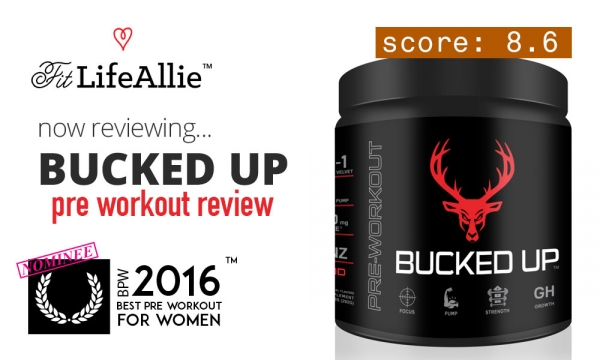 Bucked Up Review: Is This Your Horned Pre Workout Friend?