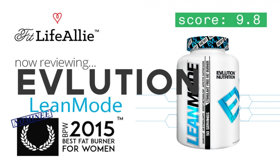 EVLUTION LeanMode Reviews: The Levi's of Stim-Free Fat Loss