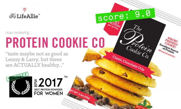 Does The Protein Cookie Company Make the BEST Protein Cookie?