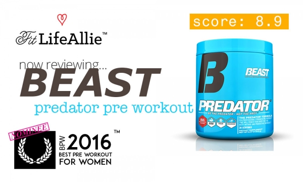 Beast Sports Predator Pre Workout Review: Thumbs Up or Down?