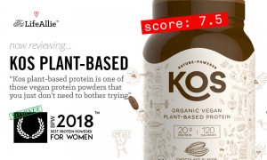 KOS Plant-Based Protein Review: Worst-Tasting Protein Ever?
