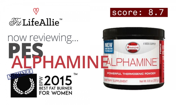 PES Alphamine Review: Energy and Fat Loss Together?