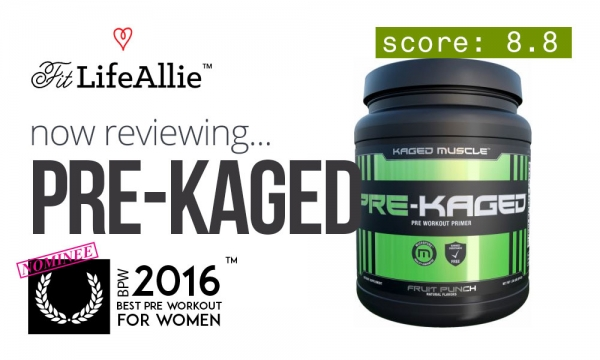 Pre Kaged Review: It's Just Not as Good as Pre Jym.