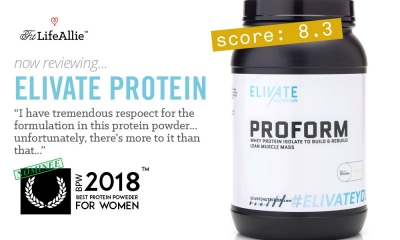 Elivate REVIEW: The pros & cons of this protein powder are...
