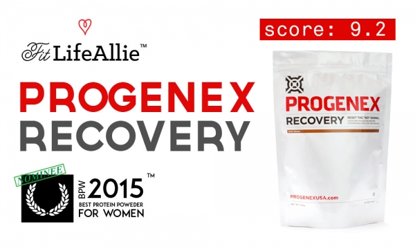 My Progenex Recovery Review: A Crossfitter's Protein Dream!