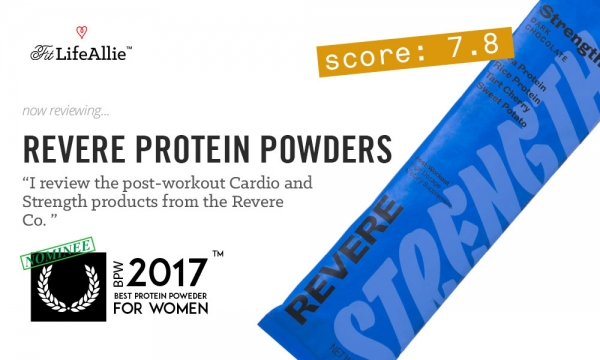 Revere Post-Workout Protein Reviews- How Did I Like It?