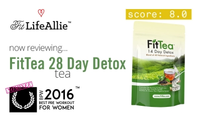 FitTea 28 Day Tea Detox Review: Prepare for Poo Poo