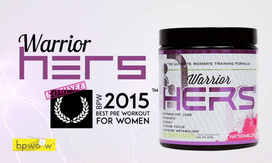 My Warrior Fuel Hers Review: Is this Your Next Go-To Pre Workout?