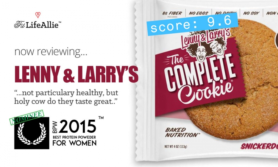 Full REVIEW Are Lenny Larrys Cookies Actually Healthy