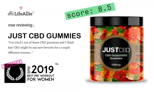 Just CBD Reviews- Do These Gummies Actually Help w/ Anxiety?