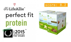Perfect Fit Protein Reviews: Looks Good Tastes Bad