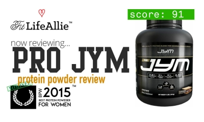REVIEW: Pro Jym Protein Might be my New Fave. Here's Why.