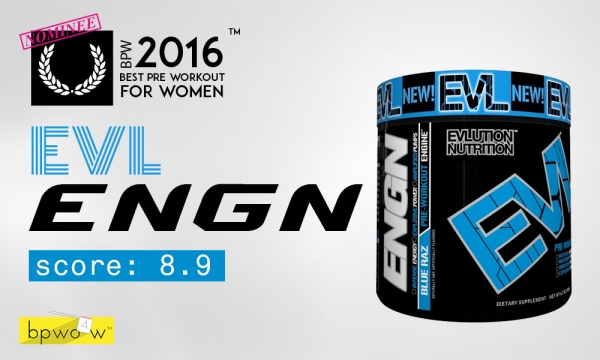 My EVL ENGN Review: Is This Pre Workout Good for Women?