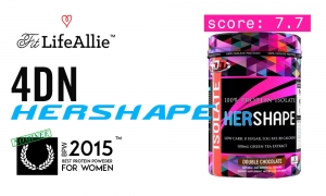 4DN Her Shape Protein Review- You Get What You Pay For