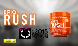 Epiq Rush Pre Workout Review - Ballin' on a Budget
