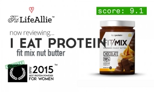 I Eat Protein Fit Mix Nut Butter Review: A Dream Come True?