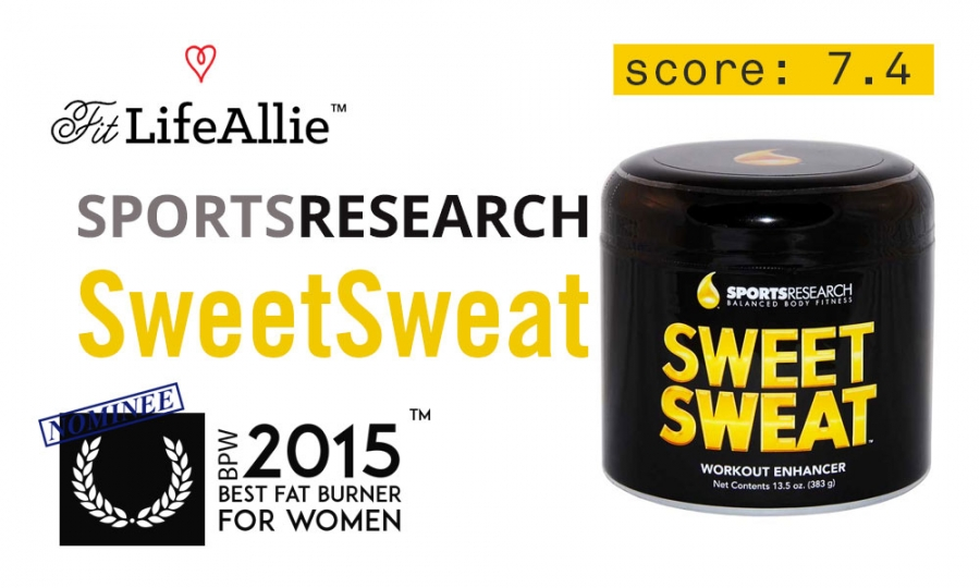 Sweet sweat cream review