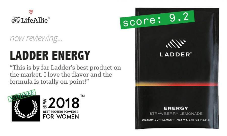 Ladder Energy Reviews- A Solid Entry-Level Pre Workout?
