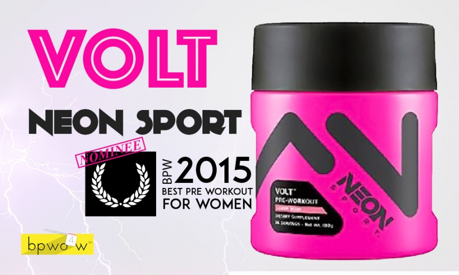 Neon Sport Volt Review - Euphoria in a Bottle