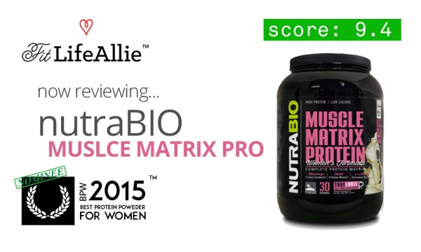 Nutrabio Muscle Matrix Protein Review: Tasty and Well-Made