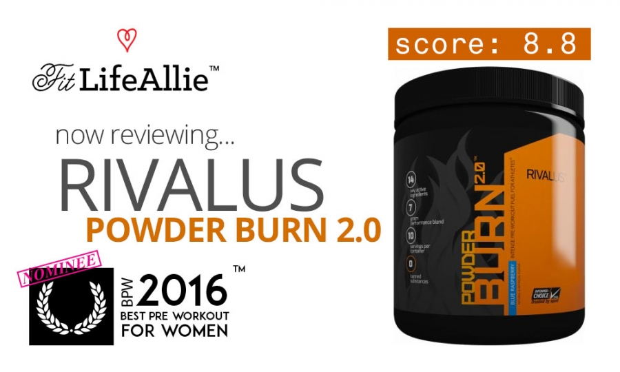 Rivalus Powder Burn 2.0 Review: A Winner In My Book